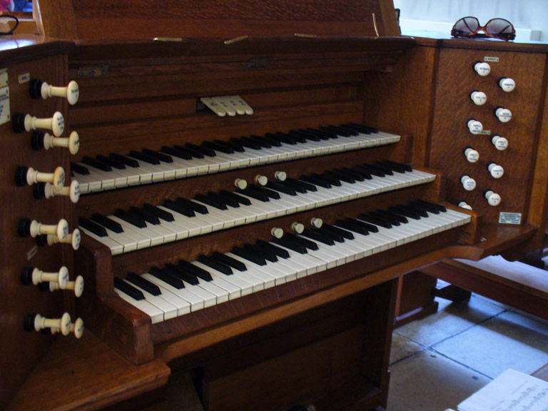 Our Lady of Peace Organ